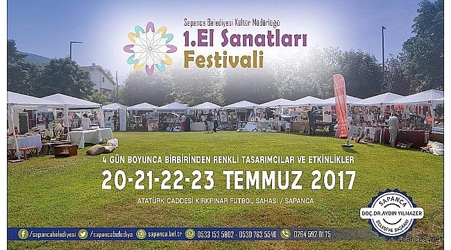 Sapanca el sanatları festivali