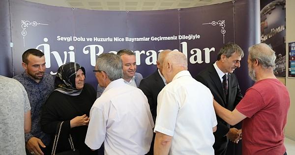 Serdivan'da Kurban Bayramı Kutlamaları