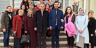 """Adapazarı HEM'den Huzurevi Sakinlerine """"Sevgi"""" Ziyareti"""