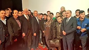 AK PARTİ ADAPAZARINDAN COŞKULU 54.DANIŞMA MECLİSİ