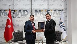 ARSİADER' den MÜSİAD' a Ziyaret