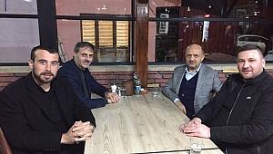 Başbakan Yardımcısı Fikri Işık Serdivan'a Misafir Oldu