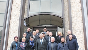 CHP'den İnşaat Mühendislerine Ziyaret