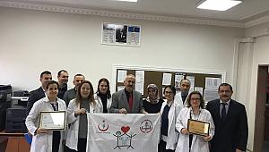 Sapanca Anadolu Lisesi'ne 'Beyaz bayrak'