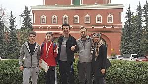 Sapancalı Afra Türkiye Şampiyonu