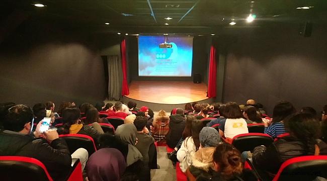 'Satıcı' OSM'de sinemaseverlerle buluştu
