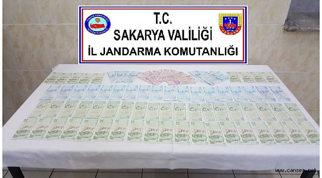 Türk Parasında Sahtecilik suçuna yönelik operasyon