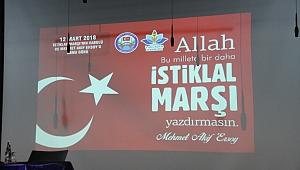 'Allah Bu Millete Bir Daha İstiklal Marşı Yazdırmasın'