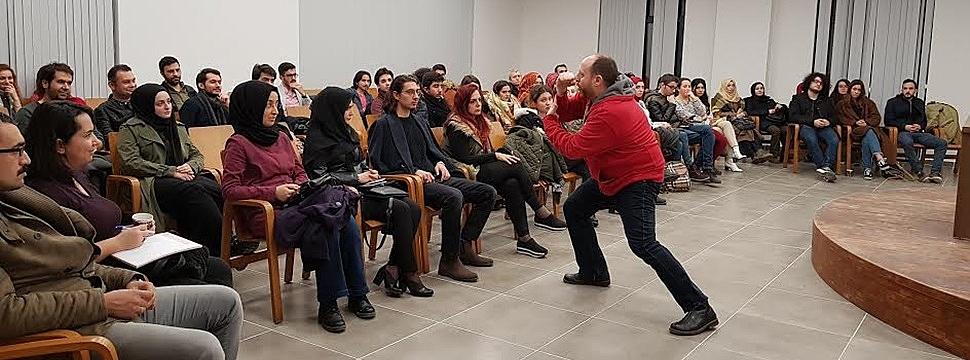 Anadolu'nun Akademisi İlk Haftayı Geride Bıraktı