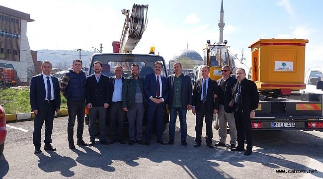Arsin Belediyesi - OSB işbirliği