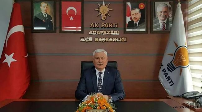 Başkan Ak'tan İstiklal kutlaması
