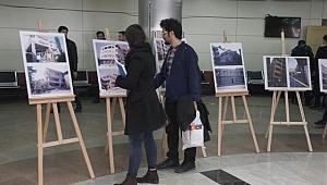 Deprem Haftasında Fotoğraf Sergisi ve Söyleşi