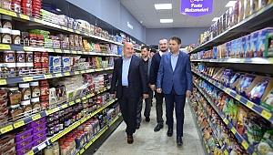 Doğmar Market Açıldı