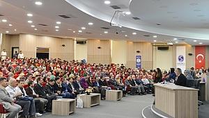 Eski Diyanet İşleri Başkanı Bardakoğlu SAÜ'de Konuştu