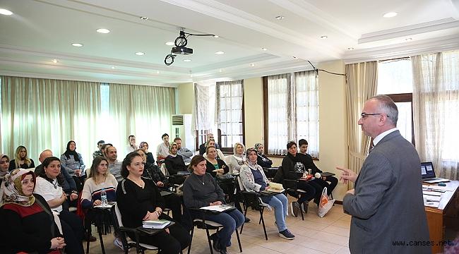 Sapanca'da KOSGEB'İN Girişimcilik Kursları Başladı
