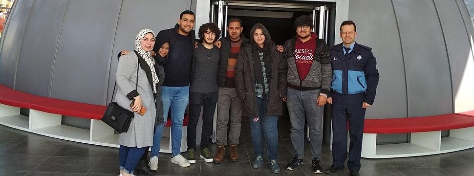 Yabancı Öğrenciler Serdivan'da