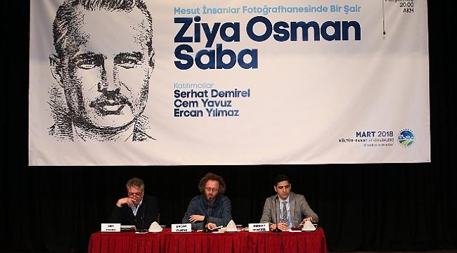 """""""Ziya Osman Saba şiiri gibi yaşamıştır"""""""