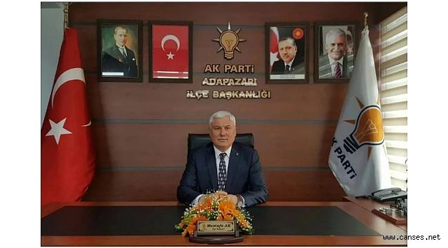 Başkan Ak 23 Nisan'ı kutladı