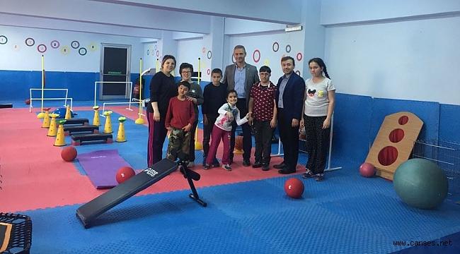 Hendek'te Çocuk Oyunları Şenliği