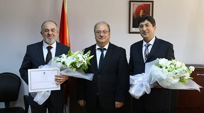 Hukuk Fakültesi Dekanlığına Prof. Dr. Bilen Atandı