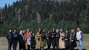 İlahiyat Fakültesi Öğrencilerinden Fotoğraf Gezisi