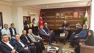Mustafa Ak aday adayı olduğunu açıkladı