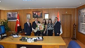 SEDAŞ'tan Polis Haftasında Kocaeli İl Emniyet Müdürlüğüne Tebrik Ziyareti