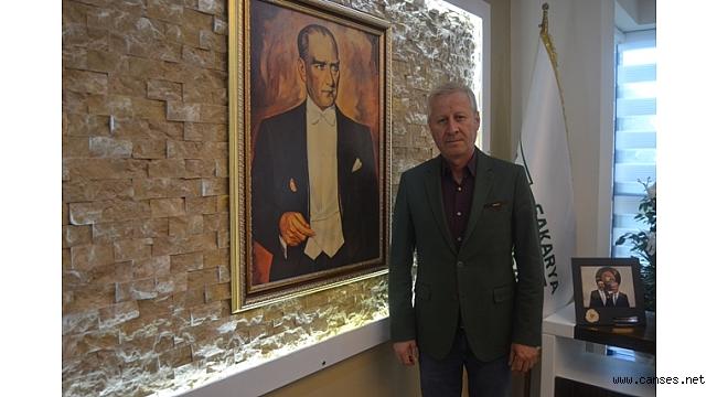 STB Yönetim Kurulu Başkanı Adem Sarı Miraç Kandili Kutlama mesajı
