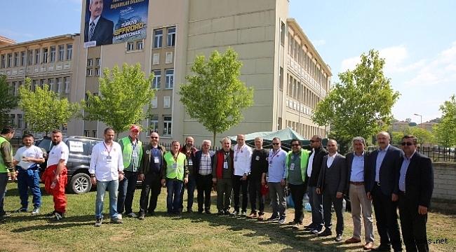 Türkiye Off-Road Şampiyonası'nın 1. ayak yarışı Sakarya'da yapıldı