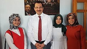 AK Parti Adapazarı Bayramda bir araya geldi