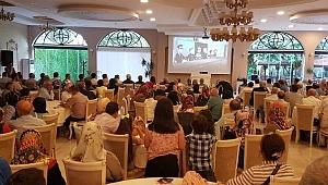 AK Parti Adapazarı İlçe Teşkilatı Eğitimde ve İftarda Bir Araya Geldi