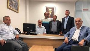 Cumhurbaşkanı Erdoğan'a Destek