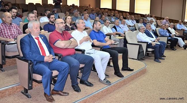 Erenlerde 'İmar Barışı' Toplantısı Yapıldı