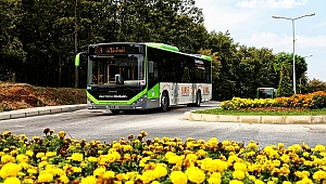 Otobüslerde yaz uygulaması başladı