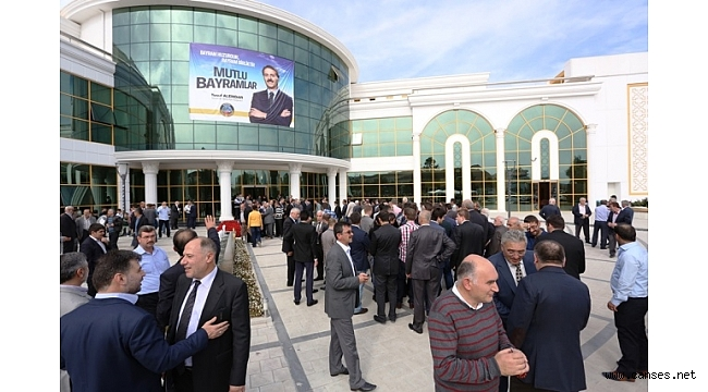 Serdivan'da Bayramlaşma Programı Belli Oldu