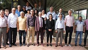 Türkiye Bisiklet Şampiyonası Öncesinde Söğütlü'de Toplantı Yapıldı