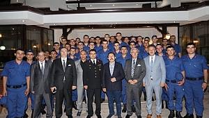 Vali Balkanlıoğlu Şehit Aileleri İle Birlikte İftar Yaptı