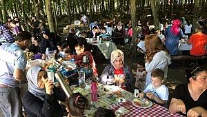 Hendek Karate Kulübü Piknikte buluştu