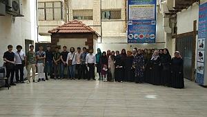 İlahiyat Fakültesi Öğrencileri Ürdün'e Gitti