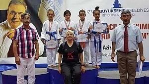 Judocular Madalyaları topladı