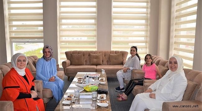 Milletvekili Atabek'ten Erenler'e Ziyaret