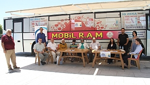 Mobil RAM Tercih Otobüsü Hizmette