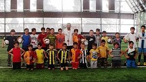 Taraklı'da Geleceğin Futbolcuları Yetişmeye Başladı.
