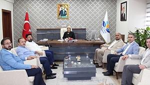 TÜMSİAD ''İş birliğine her zaman açığız''