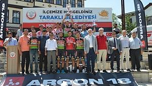 Türkiye Bisiklet Şampiyonası Yarışları Sona Erdi.