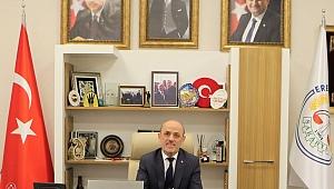 Başkan Öztürk'ten 30 Ağustos Zafer Bayramı Mesajı
