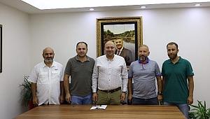 Büyükşehir Spor Kulübüne Çifte Sponsor