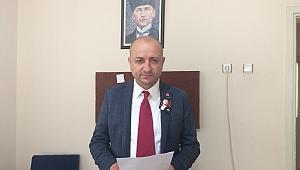 CHP Arifiye İlçe Başkanlığından 30 Ağustos mesajı