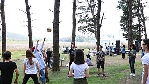 Genç Atölye ve SAMEK Yaz Kursları'na eğlenceli veda