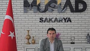 MÜSİAD Sakarya Başkanı Yaşar Coşkun, 30 Ağustos Zafer Bayramı'nın 96. yıl dönümü mesajı